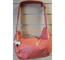 Radley Leather Hand Bag Coral Size: Not specified