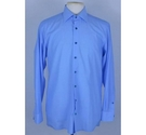 Olymp Luxor Shirt Blue Size: M