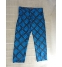 SLAZENGER GOLF FUNKY MILL HILL SHOP BLUE CHECK Size: 36""