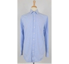 Austin Reed Classic Fit Size 16L Shirt White/Blue Size: M