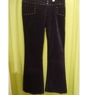 Chilli Pepper Jeans Black Size: 32""