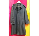 Lord International Knee Length Trench Coat Navy Size: M