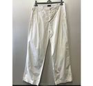 Armani Jeans Trousers- White - Size: 34""