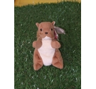 Ty Original beanie Babies - Nut's the Baby Squirrel