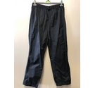 Rohan Waterproof Trousers- NAVY Size: M