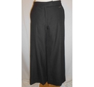 Ben Sherman Wide Leg Trousers Chocolate Brown Size: M