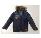 Next Padded Jacket Navy Size: 8 - 9 Years