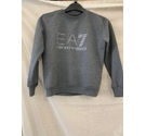 Emporio Armani Sweatshirt Grey Size: 7 - 8 Years