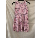 The Childrens Place Dress Pink Size: 7-8
