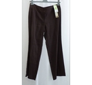 M&S Marks & Spencer NEW Linen Trousers Brown Size: M