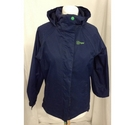 Higear Raincoat Navy Size: 9-10yrs