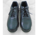 Dunlop leather golf shoes black Size: 13