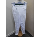 Tack Shop Horse Riding Trousers White Size: 26""