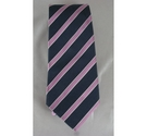 Paul Smith Striped Tie Grey Size: One size