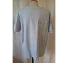 Quick and Cover t-shirt with a chest pocket Blue-Grey Size: M