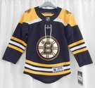NHL Hockey Jersey Black & yellow Size: 12 - 13 Years
