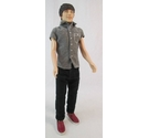 "One Direction Louis 12"" fashion doll"