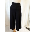 M&S Marks & Spencer Active flowing 3/4's Black Size: 10