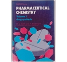 Pharmaceutical Chemistry Volume 1 drug synthesis