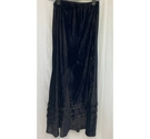 CP Shades hippy gothic skirt black Size: L
