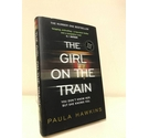 The Girl on the Train - Signed - 2015 Edition - Hardback