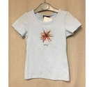 Paul Smith Junior T-Shirt Pale Blue Size: 3 - 4 Years