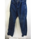 Bikers Gear Australia Padded Bikers Jeans Blue Size: 32""