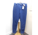 Asos Denim jeans Blue Size: 34""