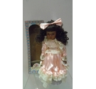 The Leonardo Collection Porcelain Doll Crystal LP5090