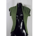 Per Una Open-fronted Cardigan Green Size: S