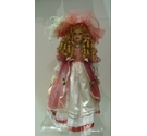 The Knightsbridge Collection Porcelain Doll Elaine
