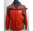 The North Face Hiking Coat Red Size: M