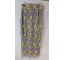 BNWT River Island Floral Broderie Skirt in Pinky-Purple Size: 8