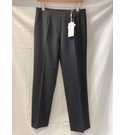 Artigiano Trousers Navy Blue Size: M