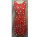 Collection Dress Red Size: 12