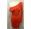 H&M Dress Red Size: 12