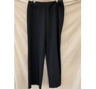 M&S Collection Trousers Black Size: 32""