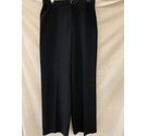 M&S Portfolio Trousers Black Size: 32""