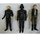 Vintage Star Wars Figures Bundle Darth Vader, Han Solo, Luke Skywalker