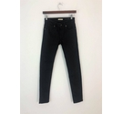 Burberry Skinny Ankle Langley Jeans Black Size: 24""