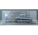 Detailed Model of WW2 German TIGER TANK in Display Case