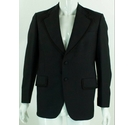 Design Circle for John Collier 40R VINTAGE Dinner Jacket Black Size: M
