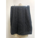 Hatley Knitted skirt Grey Size: S