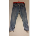 "Levis 501 32"" Waist 32"" Leg Jeans in Blue Denim Size: S"