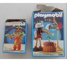 Boxed Playmobil Snake Charmers (Sets 3737 and 3398)
