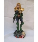 Psi-Judge Anderson figurine designed by Robert Harrop