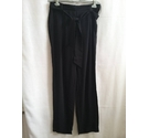 Fenn Wright Manson Size 10 Belted Trousers Black Size: S