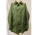 Grenfell Shooting Coat / Jacket Green Size: XL
