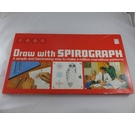 Vintage 1960s Dennis Fisher Made In England Draw with Spirograph
