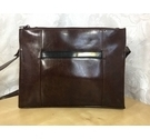Clubhouse Shoulder bag Brown Size: Not specified